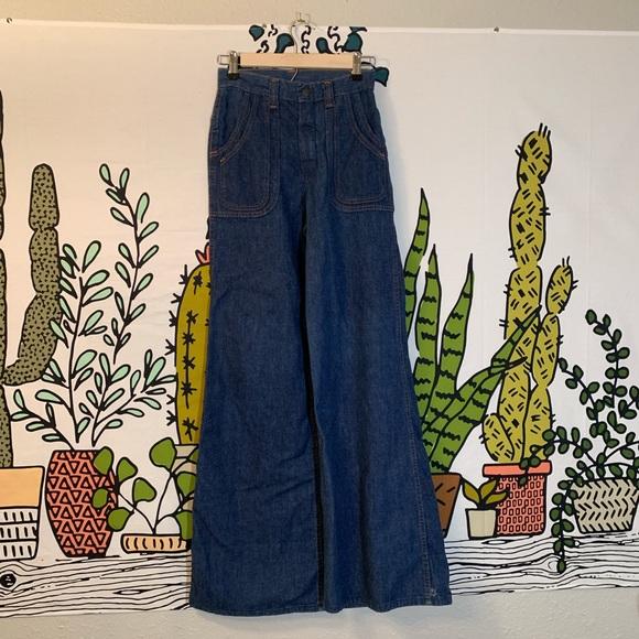 Vintage Denim - VTG Wide Leg Jeans